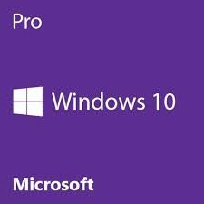 מערכת הפעלה MICROSOFT WINDOWS 10 PROFESSIONAL 64BIT OEM HEBREW